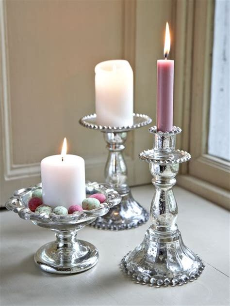 Low Candle Holders Antique Style Candle Holder Low Nordic House