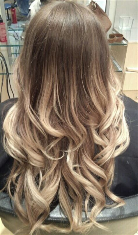 how to ombre hair to light light ombre hair brown to