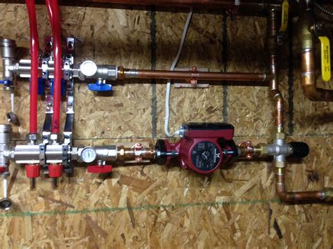 mixing valve for in floor heating mixing valve radiant floor heating flooring ideas and