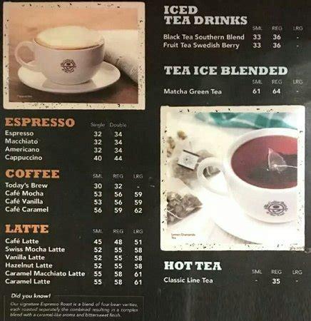 Coffee Bean Jakarta the coffee bean tea leaf tis square jakarta ulasan