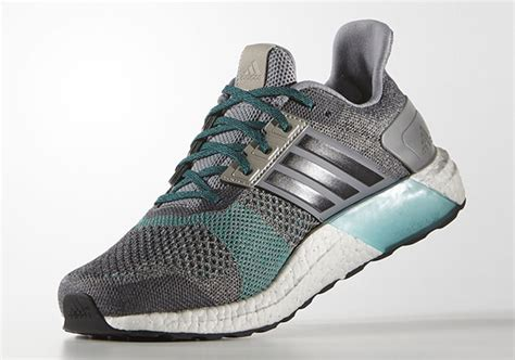 Adidas Ultraboost St the adidas ultra boost st now comes in grey and green kicksonfire