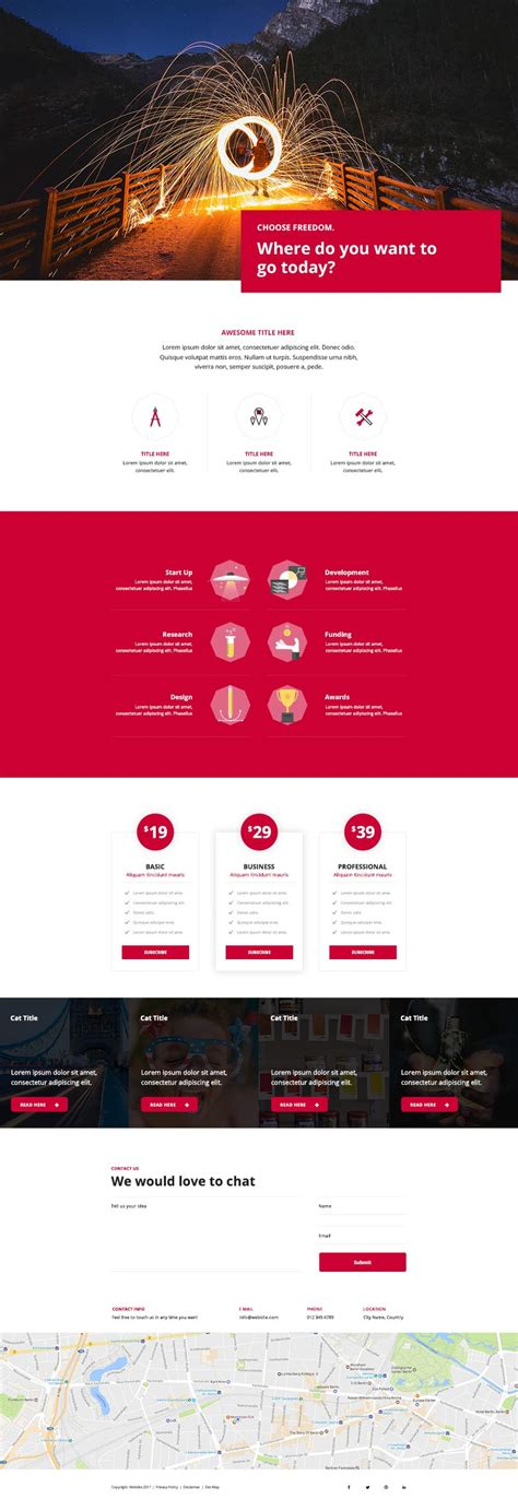 Divi Theme Page Layout Pack Unicorn Bundle Divi Layout Templates