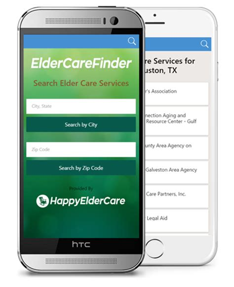 appdata app metrics and research elder care finder data gov