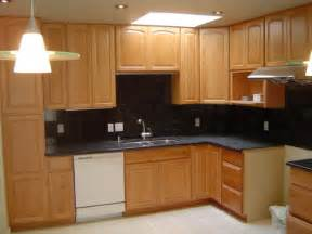 Wood Cabinet Kitchen Wood Kitchen Cabinets D S Furniture