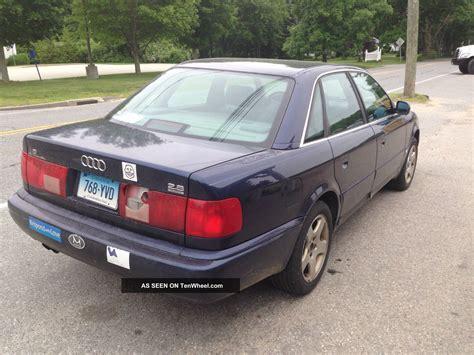 audi a6 2 door 1997 audi a6 base sedan 4 door 2 8l