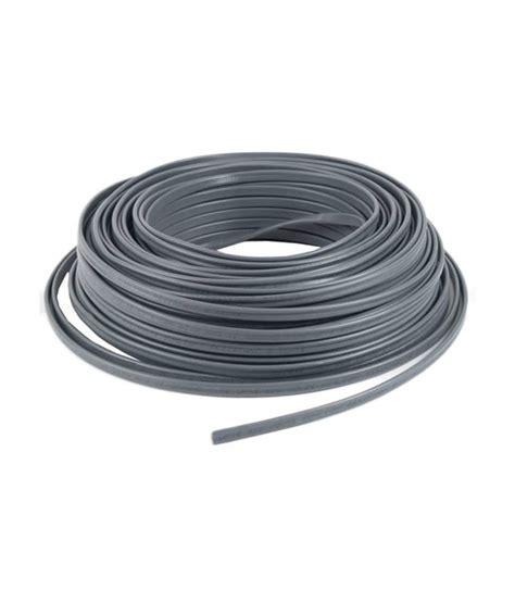 4 electrical wire buy agarwal industries gray 4 mm diameter copper