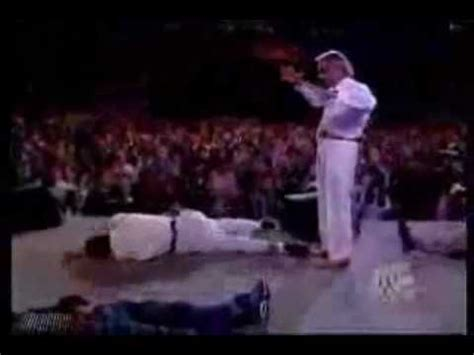 benny hinn let the bodies hit the floor