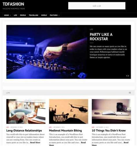 themes wordpress responsive 2014 39 fresh and clean premium responsive wordpress themes