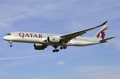 airbus    qatar airways approaching landing