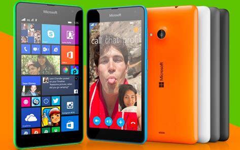 Pasaran Microsoft Lumia 535 ponsel selfie microsoft lumia 535 ikeni net