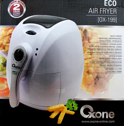 Oxone Air Fryer oxone eco air fryer ox 199 kitcheneeds