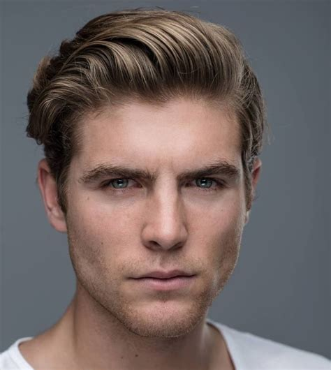 hair styles for guys 2017 side part hairstyles for 2017