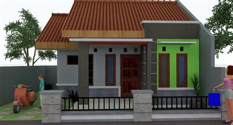 gambar rumah sederhana menawan desain rumah idaman minimalis