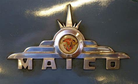 Motorradhersteller Embleme by Maico Werke Pf 228 Ffingen K 252 Hlerfront Mit Logo Und