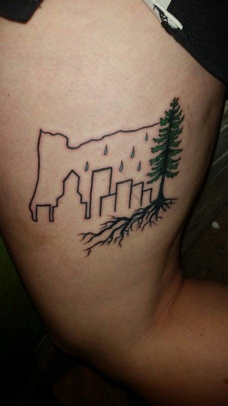 tattoo portland oregon best 25 oregon ideas on pa state id