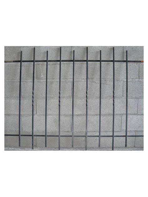 Grille De Defense Pour Porte by Grille De Defense Droite 125x130 Cm Pour Fenetre
