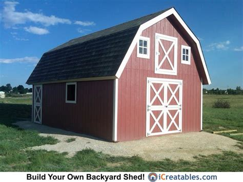 8 best images about 16x24 Shed Plans on Pinterest Sheds