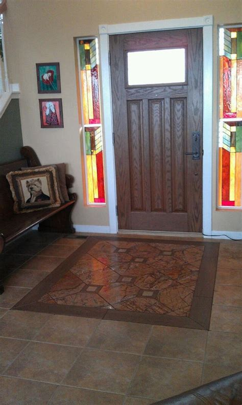 craftsman style flooring 27 best images about floor tile on pinterest