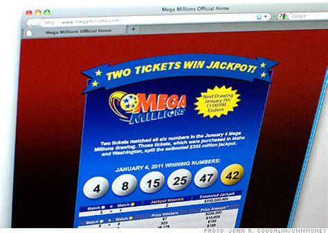 Mega Money Winning Numbers History - two winners to split mega millions 380 million jackpot jan 5 2011