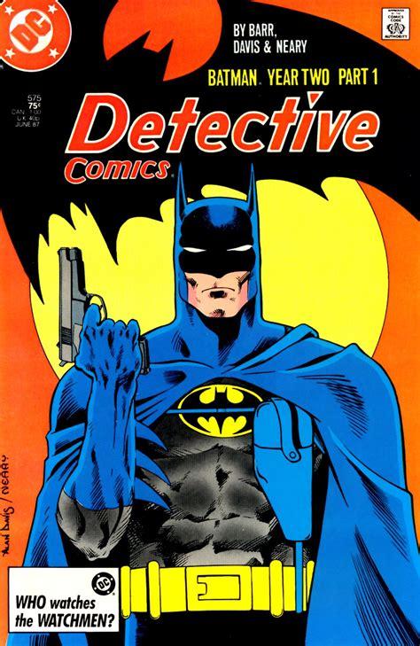 best comics batman year two dc comics database