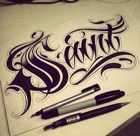 chicano lettering lettering pinterest
