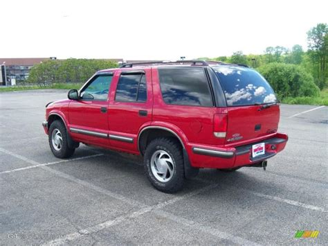 1998 chevrolet blazer specs pictures trims colors cars com 1998 chevrolet blazer pictures information and specs