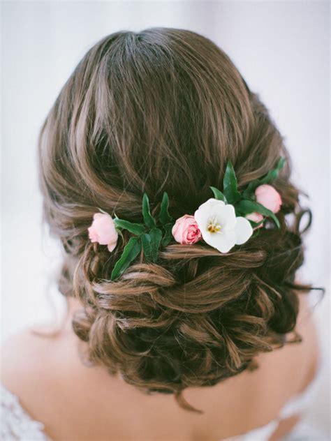 On Timeless Wedding Hairstyles Pink by Wedding Hairstyles Deer Pearl Flowers Part 3