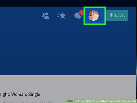 how to delete your okcupid account permanently 8 steps