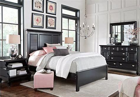 belmar black  pc king bedroom  find affordable bedroom sets   home