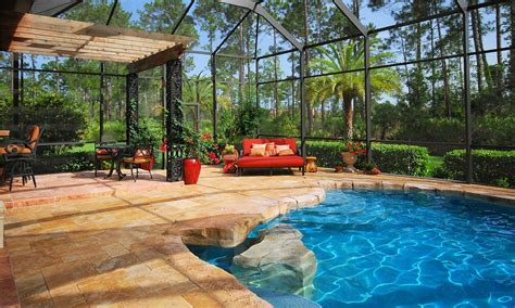 Backyard Designs With Pool And Outdoor Kitchen Backyard Designs Picture With Pool And Outdoor Kitchen Landscaping Gardening Ideas