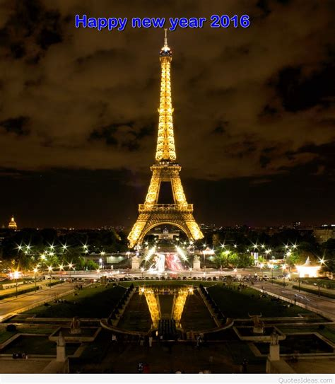 happy  year images wishes  paris