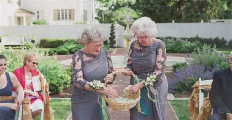 two grandmothers the tradition and gave their
