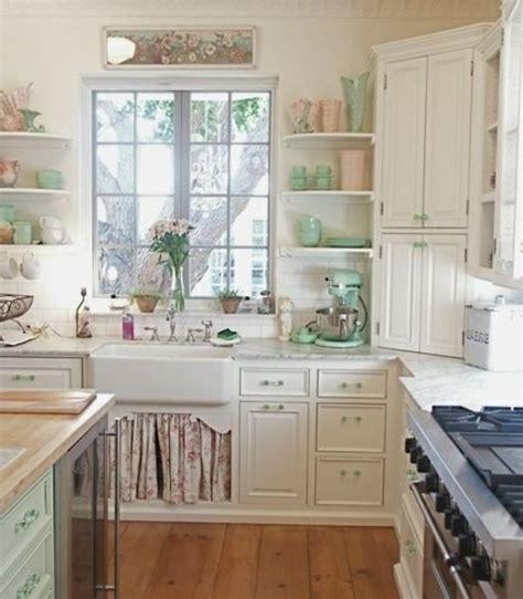 cottage style kitchens designs vintage k 252 chenm 246 bel im trend archzine net