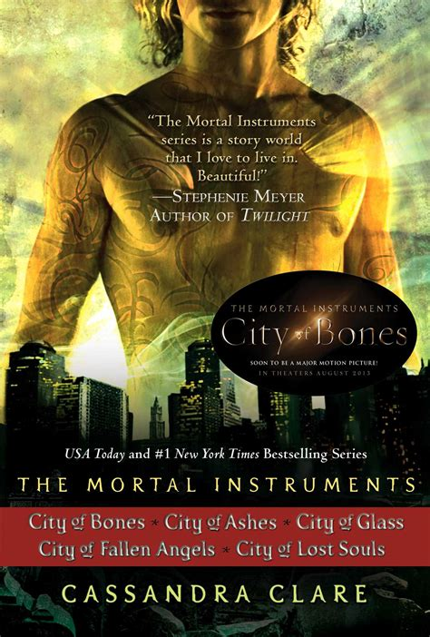 The Mortal Instruments 1 5 By Clare clare the mortal instruments series 5 books