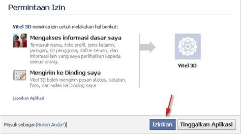 membuat oauth facebook cara membuat aplikasi untuk update status facebook lengkap