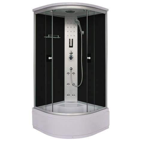 doccia idro cabina idromassaggio 90x90 6 getti idromassaggio radio fm