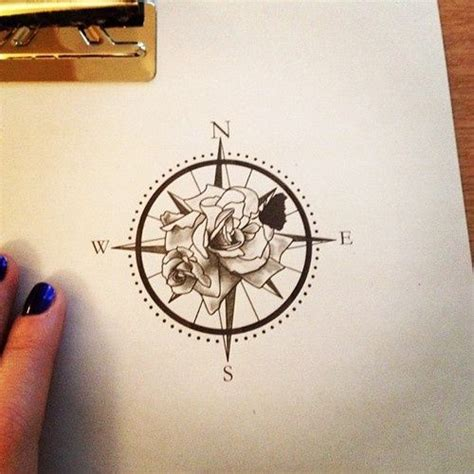 compass tattoo uk floral compass tatto view buy temporarry tattoos here