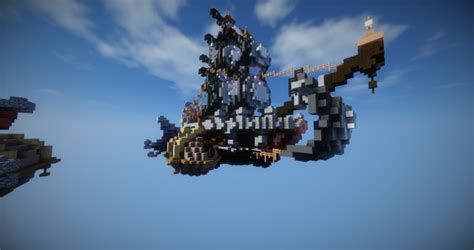 flying boat minecraft flying boat by alkapule minecraft project