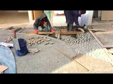 cómo decorar tu jardín con piedras piso piedra de ideas
