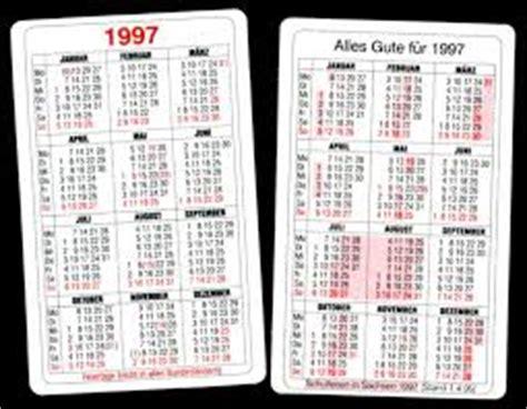 kalender 1997 | new calendar template site