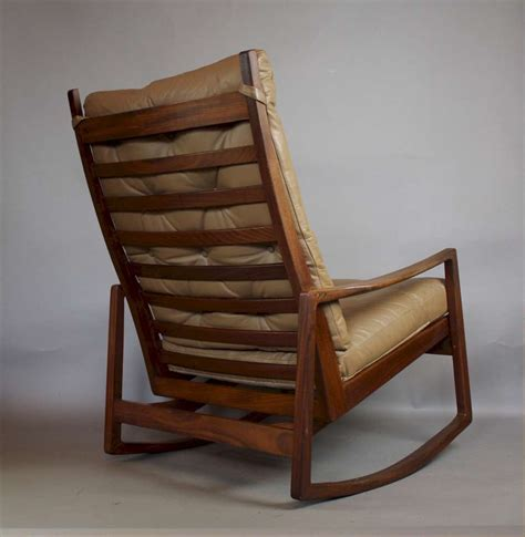Quality Rocking Chairs Quality Mid Century Rocking Chair C1950 S