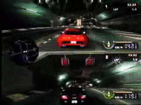 nfs most wanted 2 players free roam / explore mode youtube
