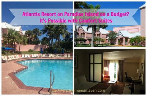 atlantis comfort suites atlantis resort on paradise island bahamas on a budget