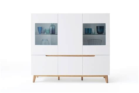 highboard skandinavisch innotrend by mca cervo highboard wei 223 m 246 bel letz ihr
