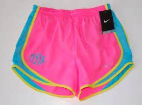 colorful shorts the preppy student review classic prep monograms nike