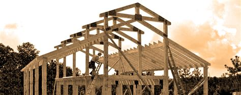 Pole Barn House Plans With Loft by Custom Post And Beam Barn Kits Horse Stable Amp Living