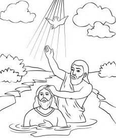 free coloring pages of st the baptist