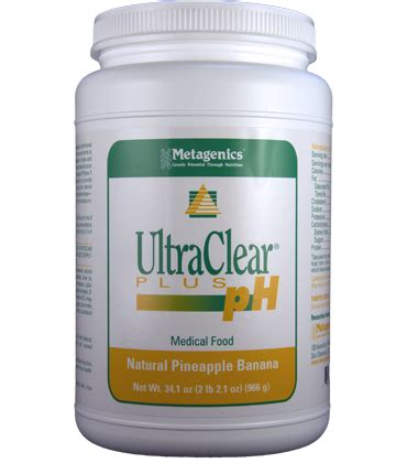 Metagenics Ultra Clear Plus Detox Program by Ultraclear 174 Plus Ph