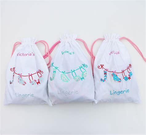 cute laundry bags laundry bag lingerie bag shoe bag travel bag gifts bag personalized bag