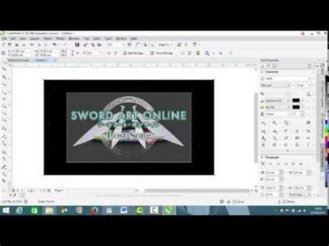 cara membuat cover novel dengan coreldraw cara membuat cd cover dengan menggunakan coreldraw x7